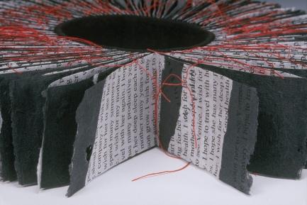 Book of Desires, detail