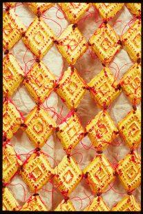 Juju Dress, detail