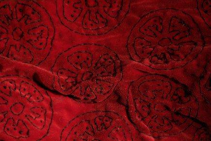 Tomatic Jacket, detail